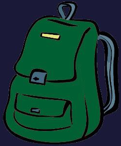 School Bag Drop